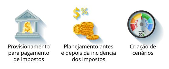 estratégia planejamento financeiro - impostos