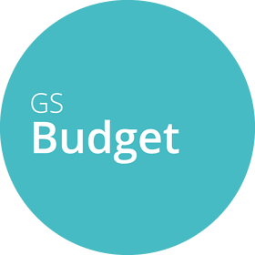 Logo GS/Budget